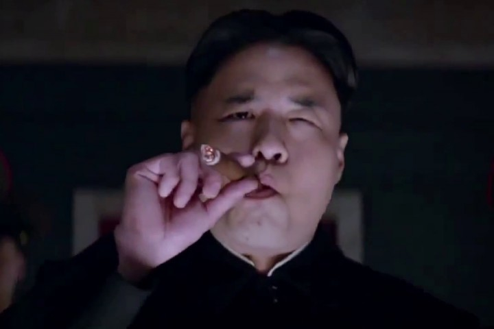 Smoke that cigar, baby.