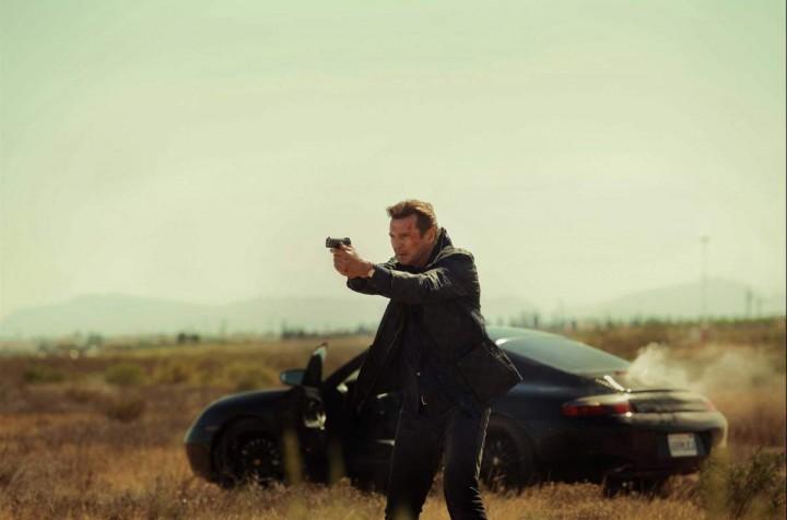 TKN3-002 —  Liam Neeson as Bryan Mills in TAKEN 3.