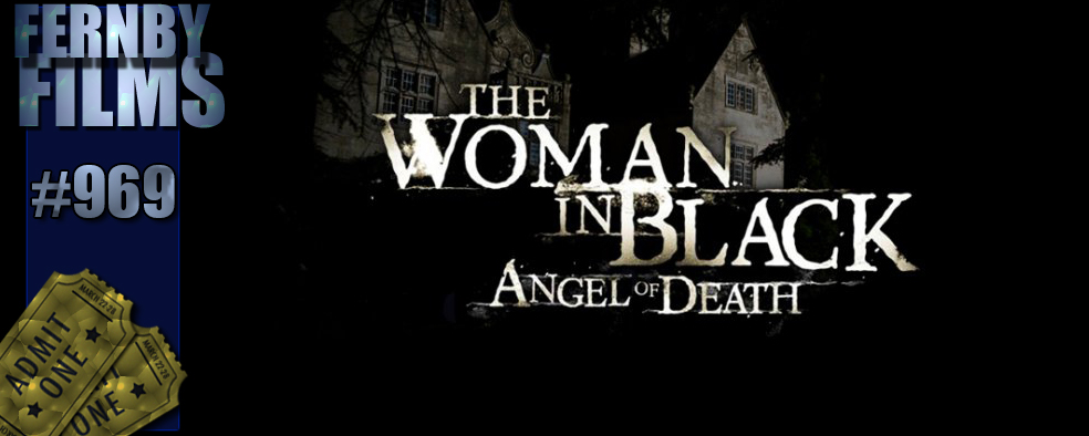 The-Woman-In-Black-Angel-of-Death-Review-Logo
