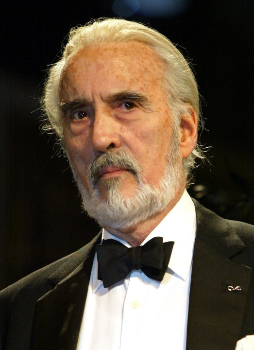 Sir Christopher Lee - 1922-2015