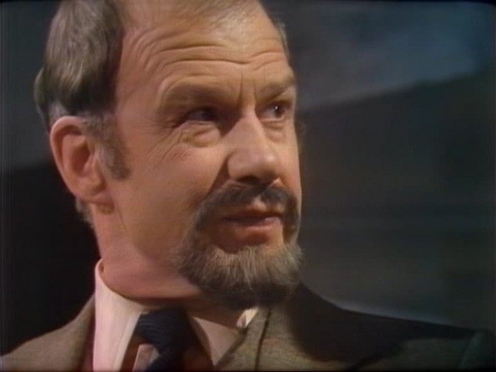 Olaf Pooley in Doctor Who.