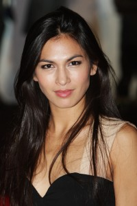 Elektra will be played by Elodie Yung