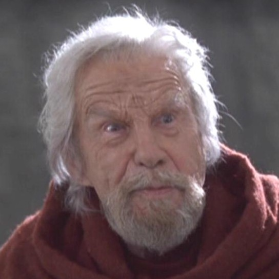 Olaf Pooley in Star Trek Voyager
