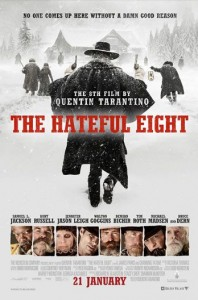 hateful 8 posteras