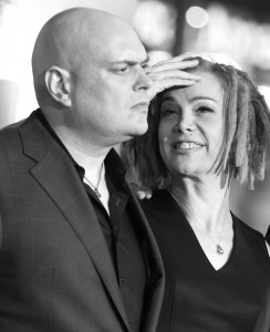 """Wachowski's arrive for premiere of new film """"Cloud Atlas"""" in Hollywood"""