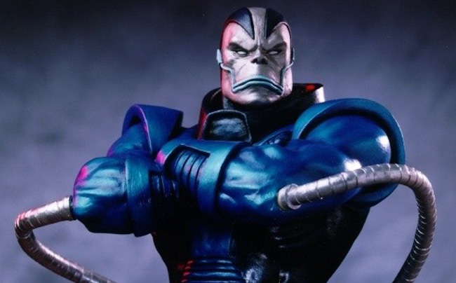 "Apocalypse from the upcoming ""X-Men: Apocalypse."