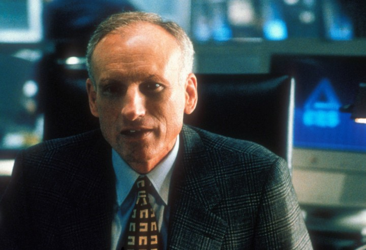 THE GAME, James Rebhorn, 1997. ©Polygram Filmed Entertainment/courtesy Everett Collection