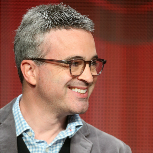 New Trek series producer Alex Kurtzman.