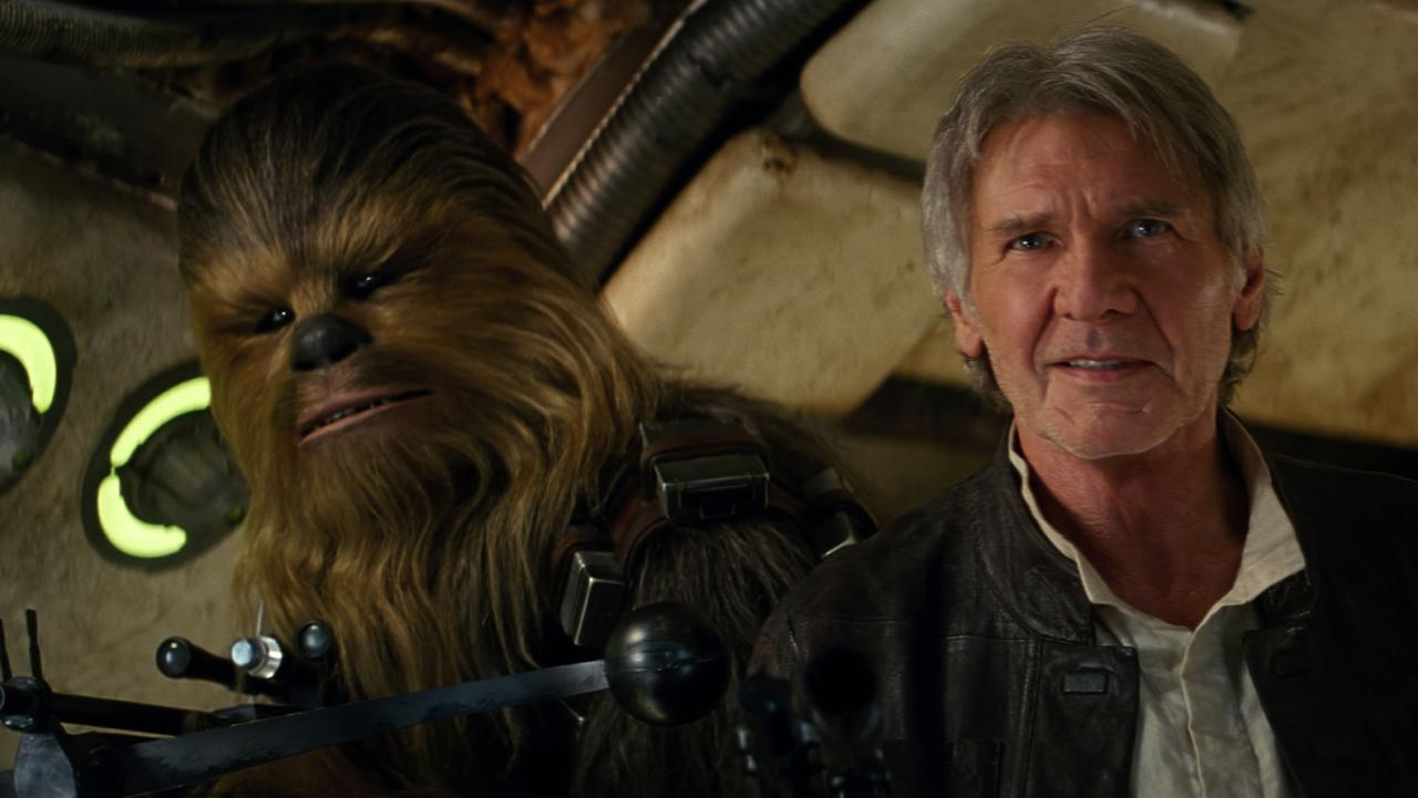 Movie Review – Star Wars: Episode VII – The Force Awakens