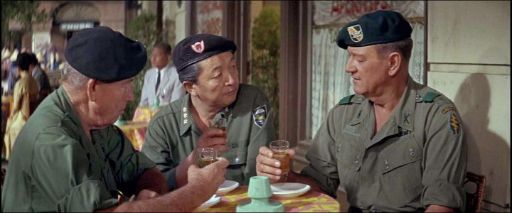 8.The Green Berets 1968
