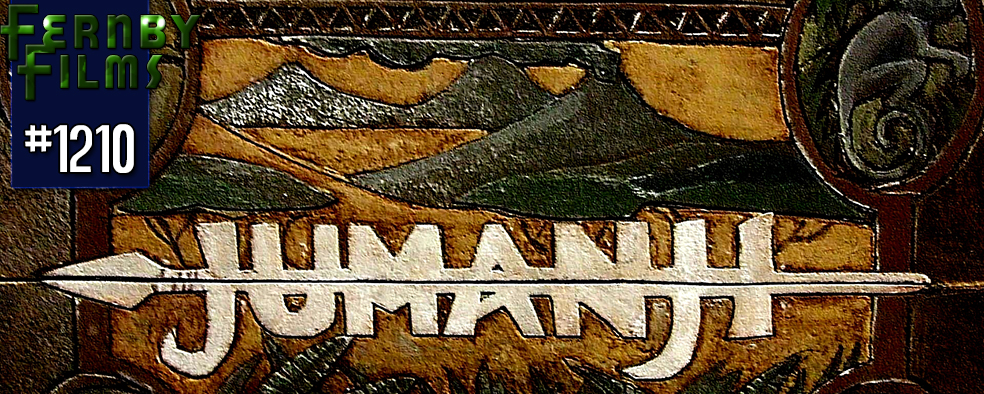 Jumanji-Review-Logo