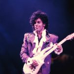 Prince in concert.
