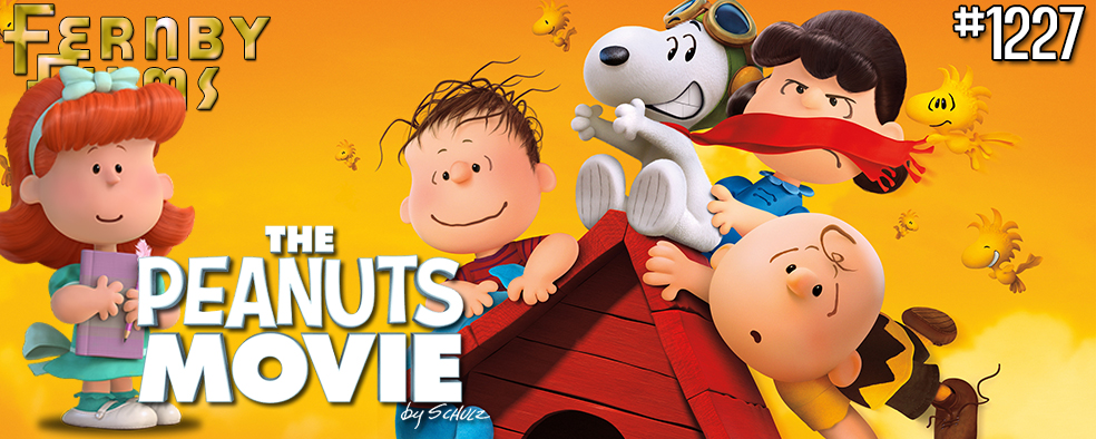 The-Peanuts-Movie-Review-Logo