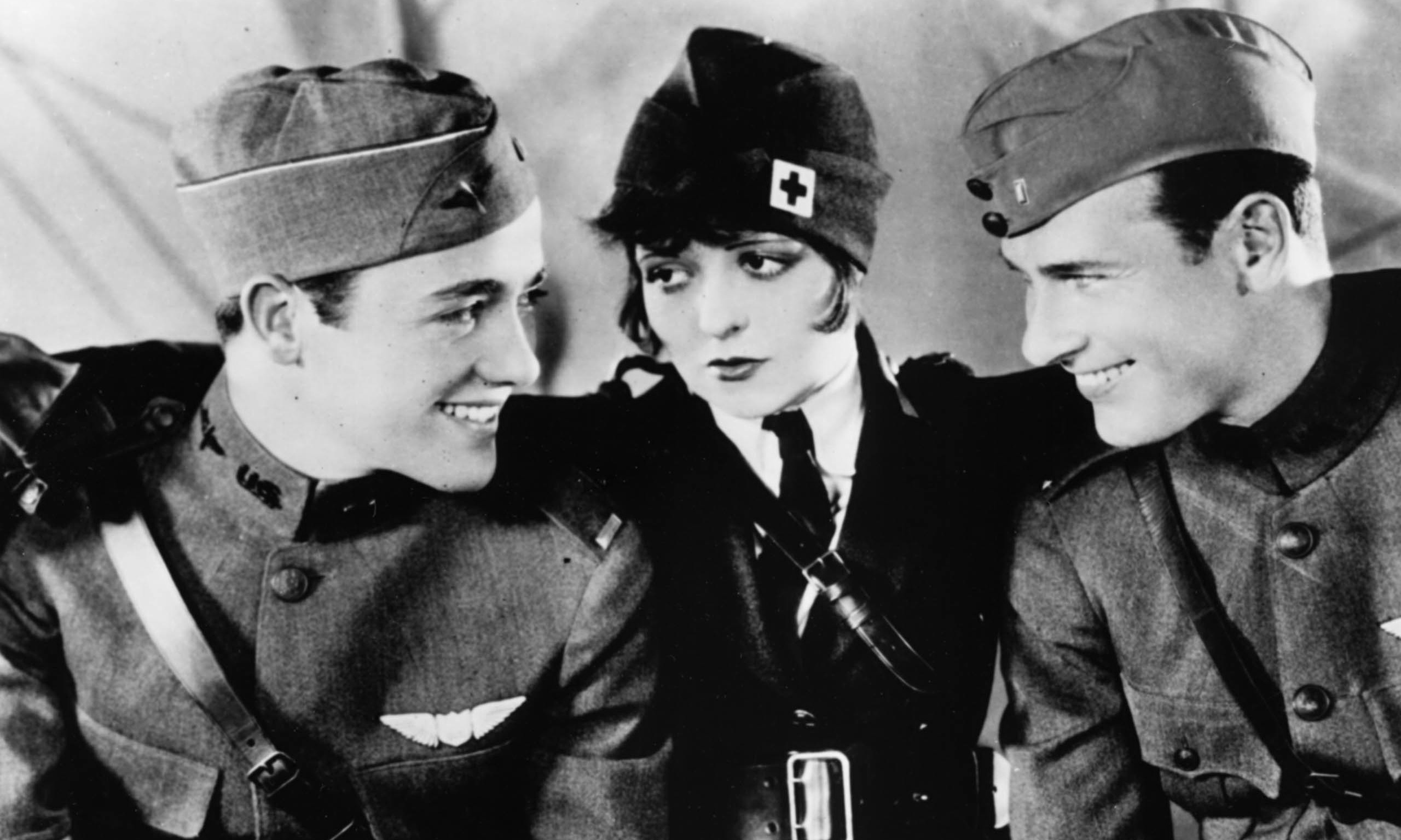 movie review � wings 1927 � fernby films