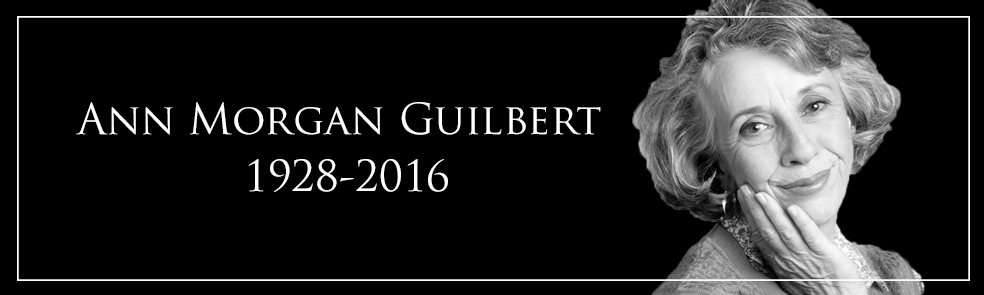 ann morgan guilbert dead