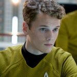 Anton Yelchin as Pavel Chekov in 2009's Star Trek, directed by JJ Abrams.