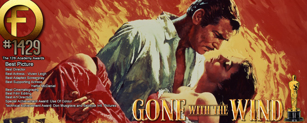 gone with the wind review (see cover) last week the cinema event for which the u s has palpitated for  three years took place in atlanta, ga—the premiere of gone with the wind.