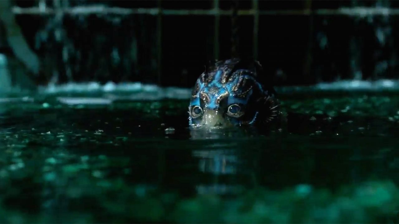 Movie Review – Shape of Water, The
