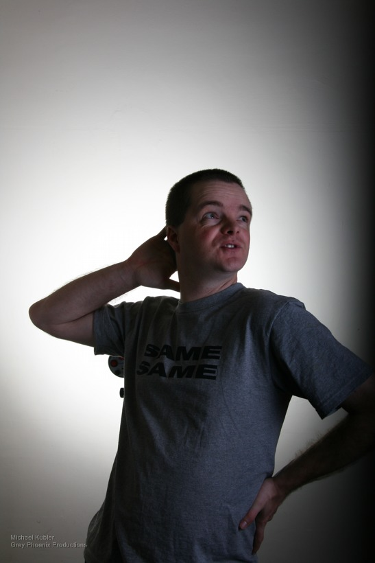 Rodney Twelftree Posing