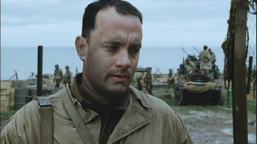 Tom Hanks as Captain Miller