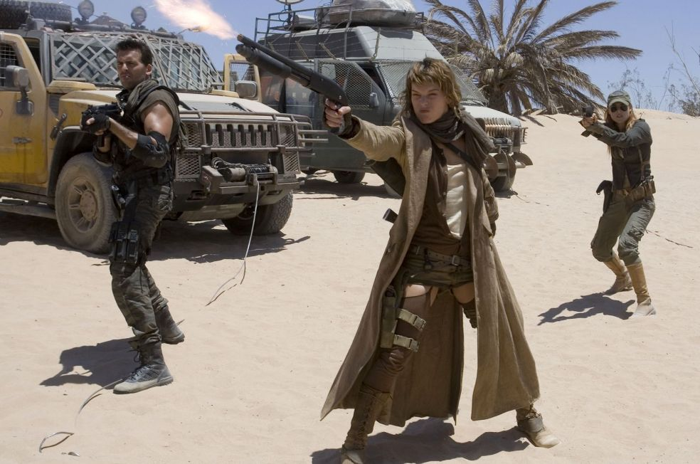 Movie Review – Resident Evil: Extinction