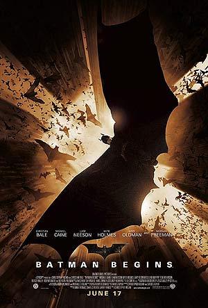 Movie Review – Batman Begins