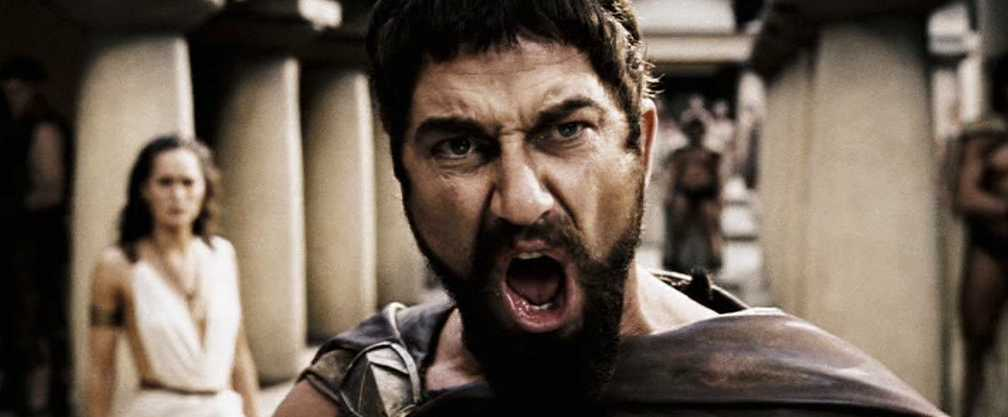 summary of the movie 300 spartans