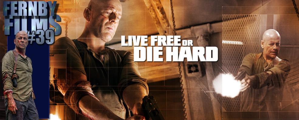 Movie Review – Live Free or Die Hard