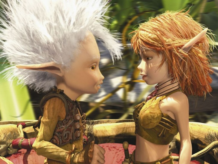 Movie Review Arthur And The Invisibles Fernby Films