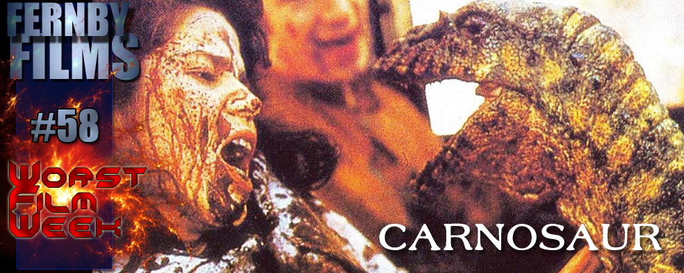Movie Review – Carnosaur