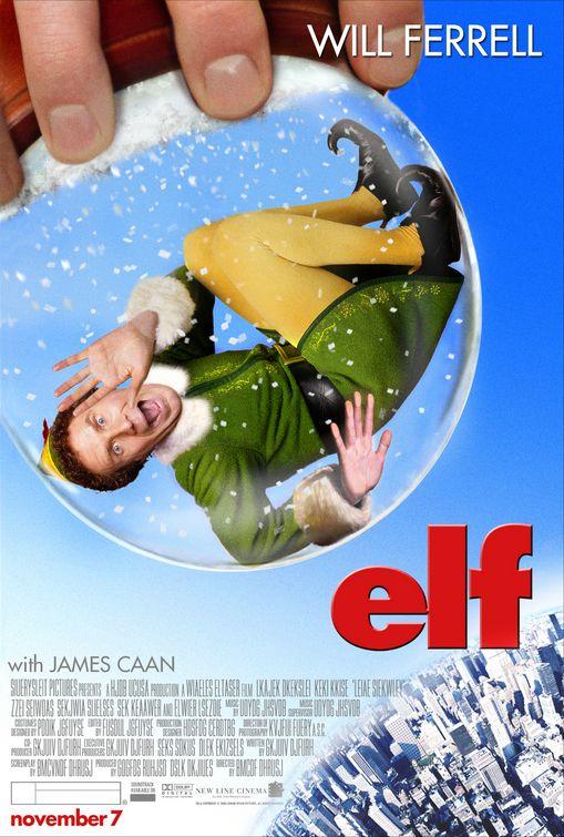 Movie Review – Elf