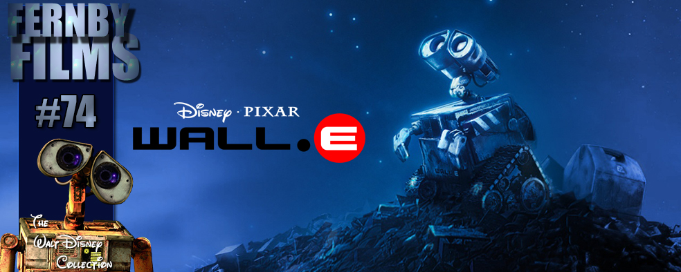 Movie Review - Wall-E
