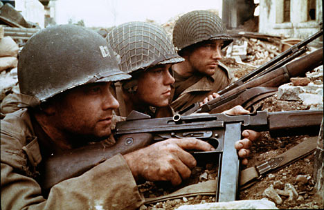 Movie Review – Saving Private Ryan vs The Thin Red Line