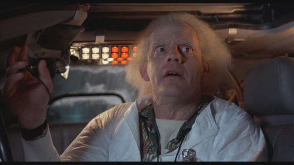 Movie Review – Back To The Future