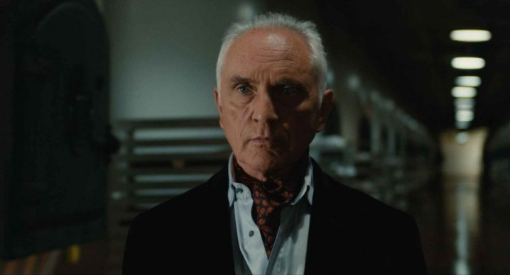 Cast as the villain..... sigh.... again.