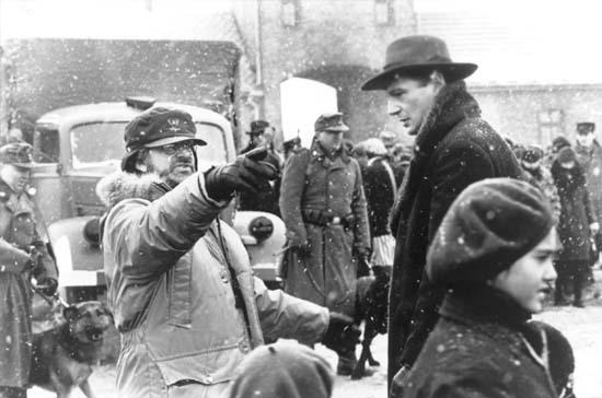 Spielberg directing....