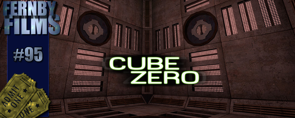 Movie Review Cube Zero Fernby Films