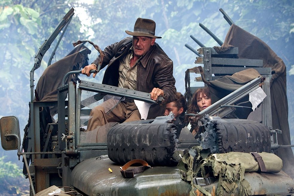 Movie Review – Indiana Jones & The Kingdom Of The Crystal Skull