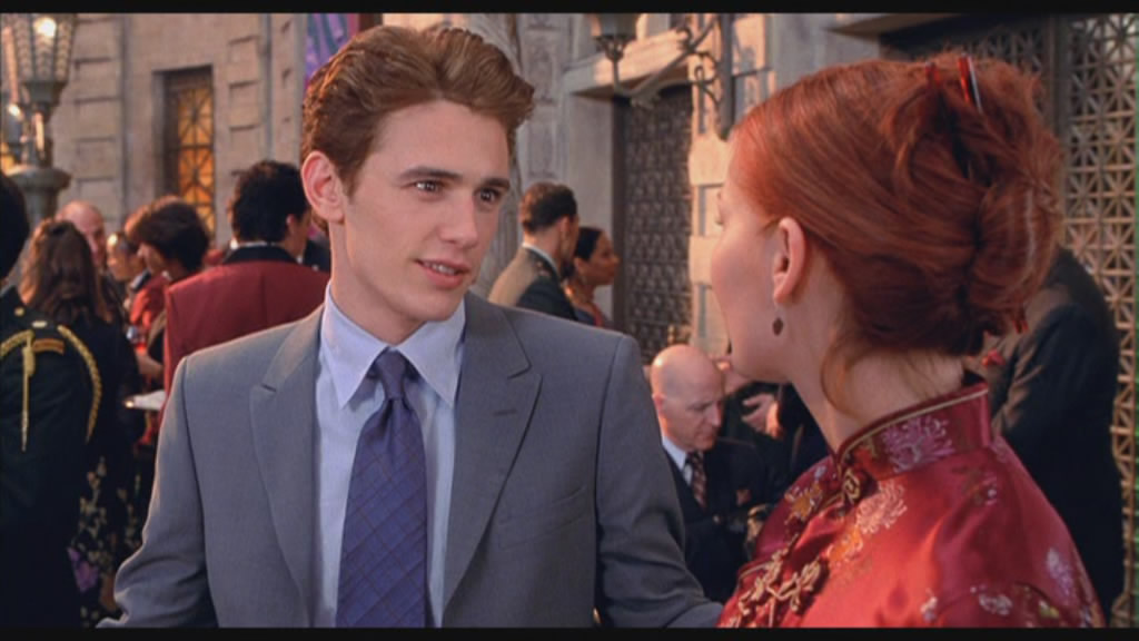 I tell you, if I looked any hotter I would probably melt.