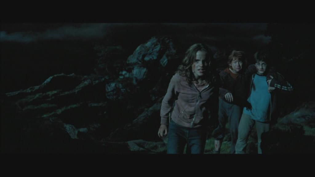 Hide and Seek, wizard style.