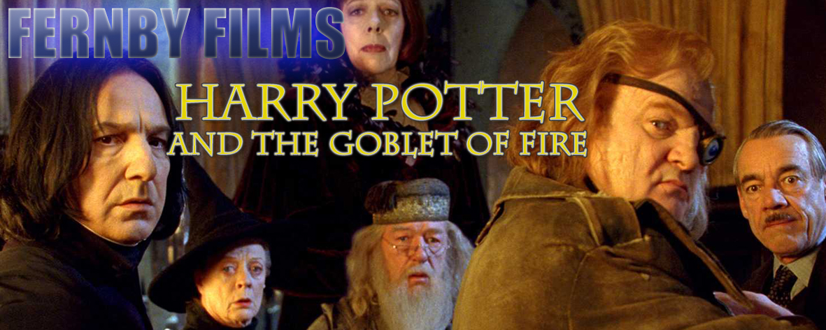 Movie Review – Harry Potter & The Goblet Of Fire