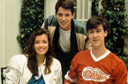 Ferris, Sloane and Cameron