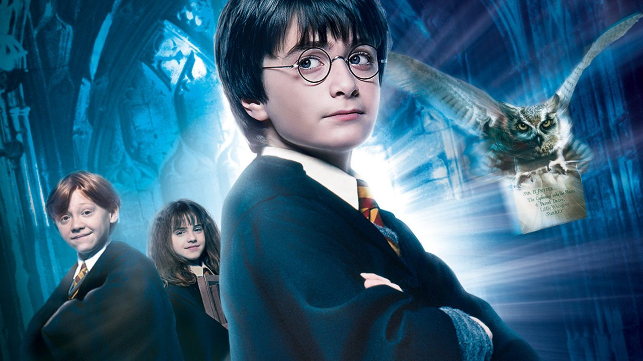 Movie Review – Harry Potter & The Philosopher's Stone