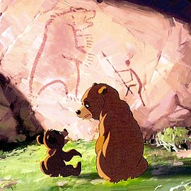 Movie Review - Brother Bear