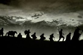 Movie Review - Lord Of The Rings, The: The Future - From The Hobbit to The Grey Havens