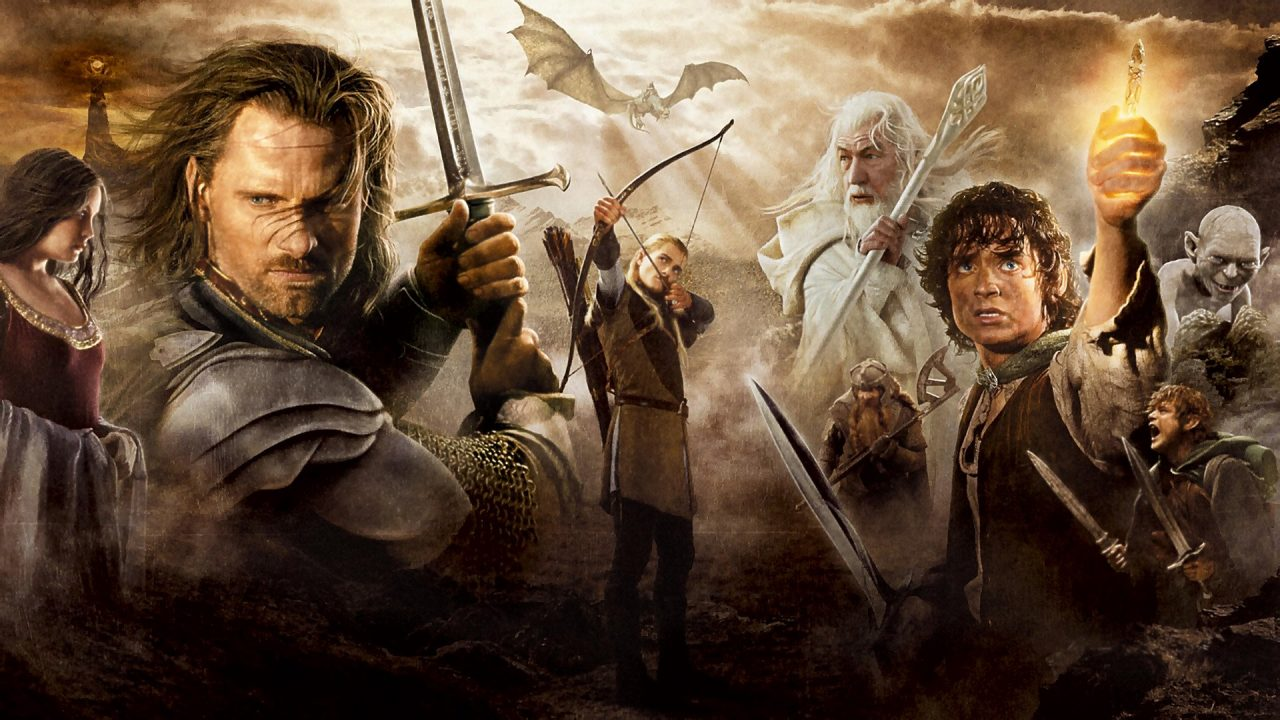 Movie Review - Lord Of The Rings, The: The Return Of The King