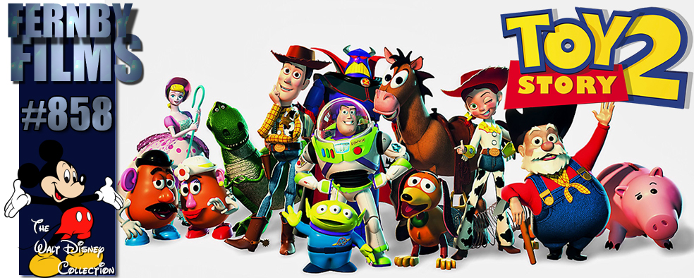 Movie Review - Toy Story 2