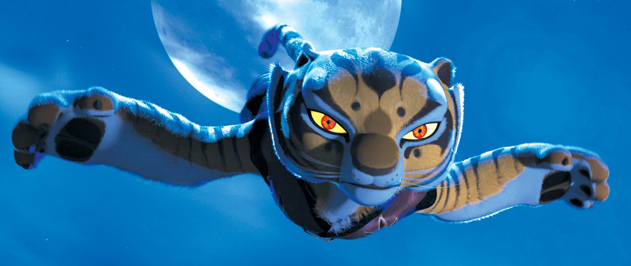 Tai Lung strikes!