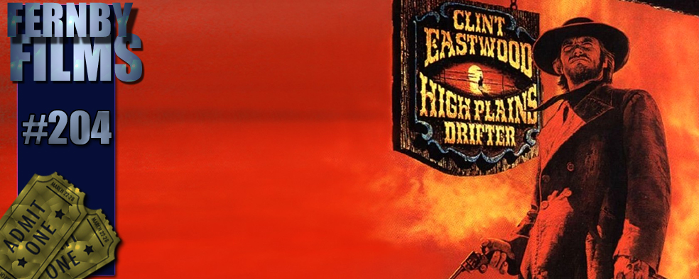 Movie Review – High Plains Drifter