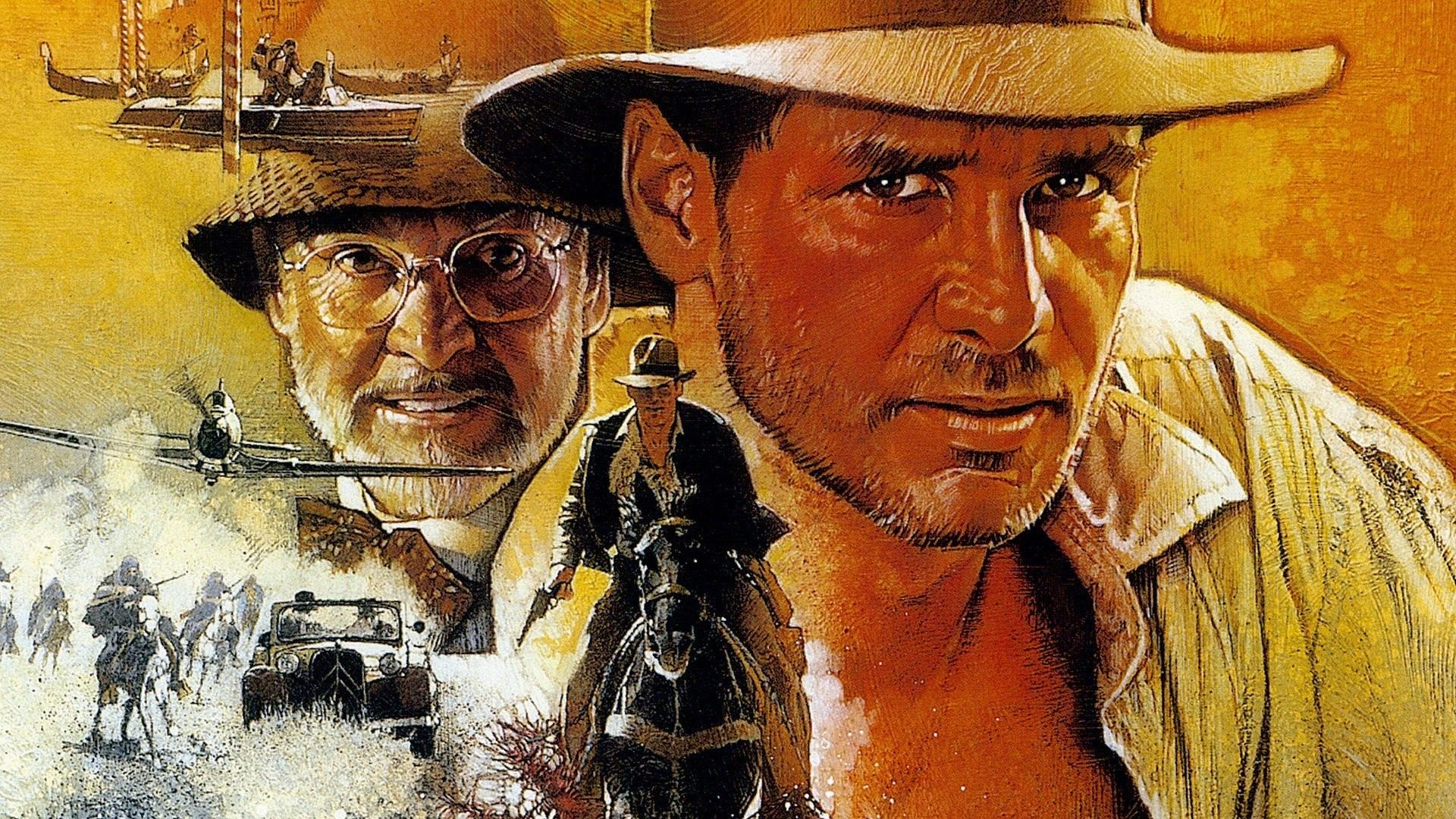 Movie Review – Indiana Jones & The Last Crusade